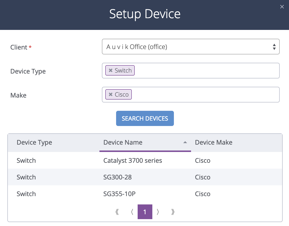 How do I set up devices for TrafficInsights? – Auvik Support