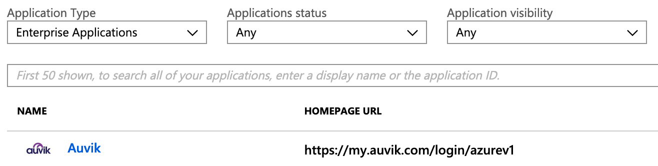 Using single sign-on (SSO) to Auvik – Auvik Support