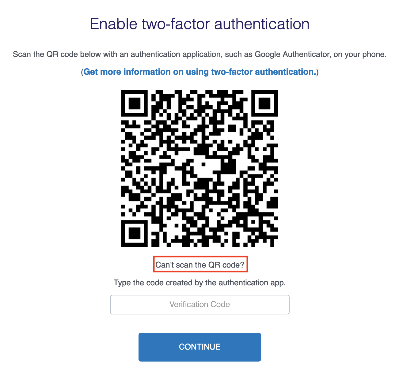 Log in using Auvik's two-factor authentication – Auvik Support